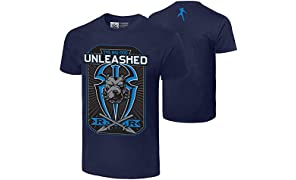 WWE Roman Reigns Big Dog Unleashed Authentic T-Shirt