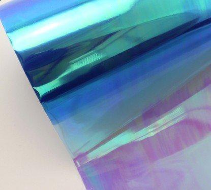 Styling Car lampada 30x200cm camaleonte pellicola pellicola tinta per auto Fari colorazione della luce del vinile dell'automobile della pellicola Foil
