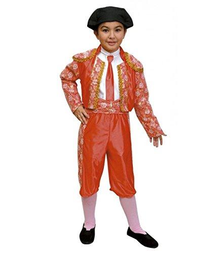 Imagen de disfraz de torero  7 9 años