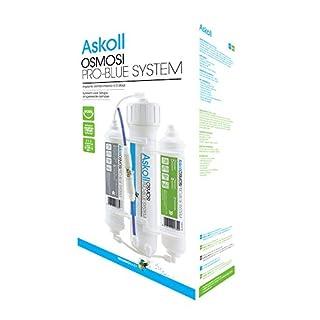Askoll 001737 OSMOSI INVERSA OSMOTICA 50 SCHMUCK ACQUARI 190 LT