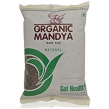 Organic Mandya BURMA BLACK RICE 1000 GMS
