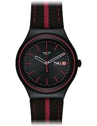 Swatch YGB7000 - Reloj , correa de tela