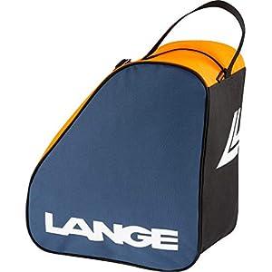 Lange Speedzone Basic Boot Bag Stiefeltasche, Unisex Erwachsene, Orange/Blau, Einheitsgröße