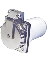 Osculati 14.325.00 - Presa inox 50 A 220 V (SS socket 50 A 220 V)
