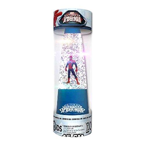 Tipmant Luz llevada 3D Noche de 7 Colores Illusion Lighting L/ámpara de Mesa Decoraci/ón Hogare/ña Regalos Habitaci/ón de Ni/ños Decoraci/ón Spider Man