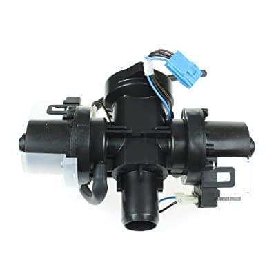 SPARES2GO Drain Pump for LG Washing Machines by SPARES2GO