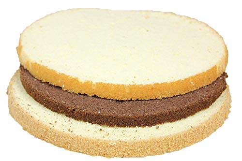Hobbybäcker Tortenboden, Wienerboden, Biskuit Boden, Wiener Tortenboden hell, Backmischung Bisquit 1 kg