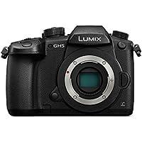 Panasonic DC-GH5EB-K Lumix G Compact System Camera - Black (20.3 MP)