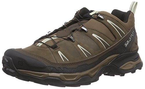 Salomon X Ultra LTR Hiking Shoes, Men's UK 9 (Burro/Abso Brown/Beach)