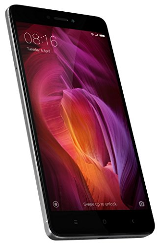 Xiaomi Redmi Note 4 32G pantalla 5.5'' [Versión Española] Gris