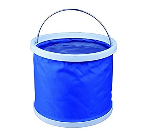 Portable Multifunctional Folding Bucket Outdoor Collapsible Bucket For Camping Hiking