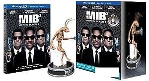 Men in Black III - Blu-Ray 3D + Blu-Ray 2D + DVD + Figurine