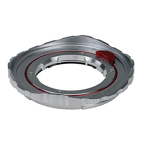 Fotodiox Pro Lens Mount Adapter, Leica M Rangefinder Lens to Fuji G-Mount GFX Mirrorless Digital Camera Fujifilm Ring