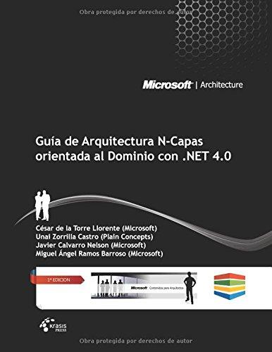Gu a de Arquitectura N-Capas Orientada Al Dominio Con .Net 4.0
