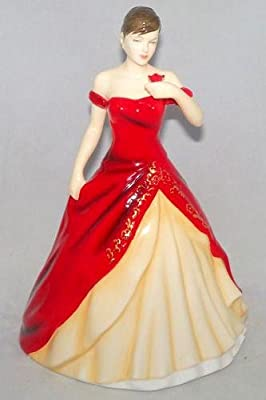 LADY CHELTENHAM The English Ladies Co Debutantes Collection Figurine