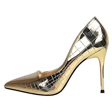 Moda Donna Sandali Sexy donna tacchi inverno abito Comfort Stiletto Heel altri Nero / Marrone / rosa / rosso / bianco / Argento / Oro / Champagne Brown
