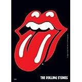 1art1 70704 Rolling Stones - Zunge, Logo Postkarte 15 x 10 cm