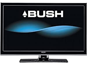 """BUSH 24"""" HD TV FREEVIEW & TV/DVD Combi LED24265HDDVD (BOXED) IP1152"""