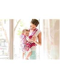Porte bébé - Tuc Tuc - 3 Positions bébé face à vous, dos à vous et portage dans le dos. De la naissance à 12kg. Collection kimono
