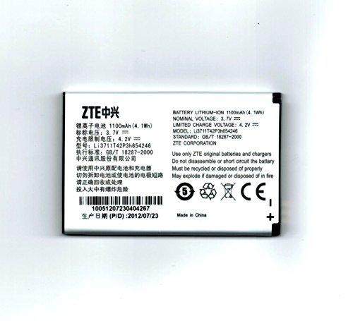 ZTE Lithium Ion Original Li3711T42P3h654246Für MF30, MF60, MF61, Vodafone 945Batterie Notebook Bulk