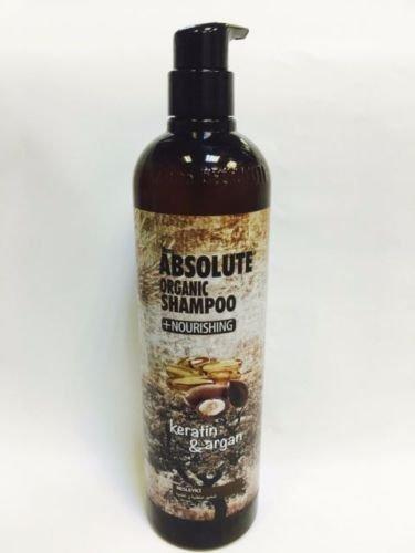Nano Absolute - Keratin & Argan Bio Shampoo 750ml Anti Haarausfall Pflege