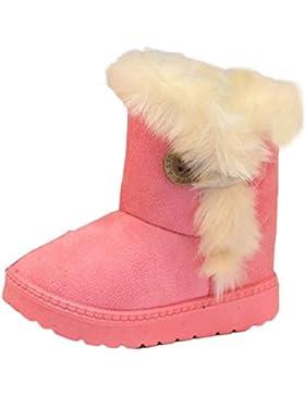 Schön Babyschuhe,Amcool Baby Quasten Weiche Sohle Winter Warme Schuhe Lauflernschuhe Kleinkind Schuhe Stiefel...