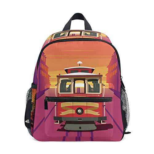 chulranzen Kinderrucksack Perfekt für Schule oder Reisen ()