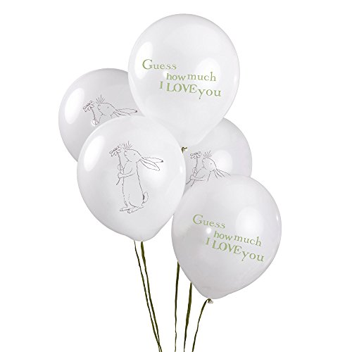 Neviti 673189 guess how much i love you palloncini in lattice