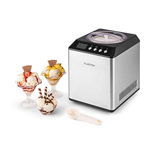 El compresor de 180W hace que los ingredientes bajen a temperaturas de congelación enpoco tiempo, eliminando la molestia de tener que enfriarlos previamente durantehoras. Cada vez que te apetezca un helado, solo tienes que llenar el recipiente,enc...