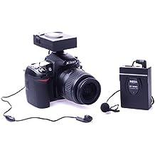Boya by-wm560m gamma di funzionamento wireless microfono per videocamera e