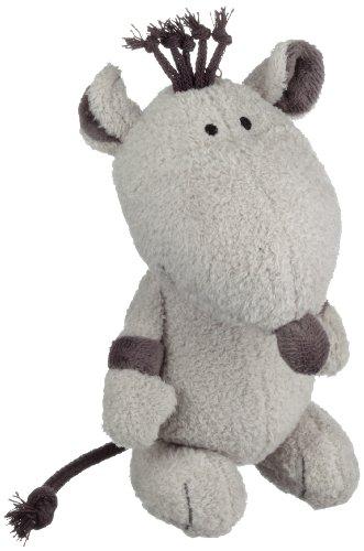 Nici 29001 - Rock Star Baby Ratte mit Rassel Größe: 15 cm