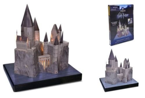 Harry Potter Hogwarts Castle School 3D Model Official Warner Bros. Studio Tour London Merchandise by Warner Bros.