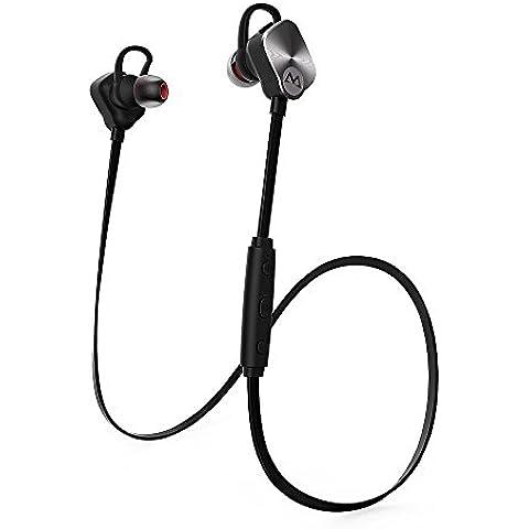 Mpow Magneto Auricolari Bluetooth 4.1 Wireless Stereo Cuffie Sport con
