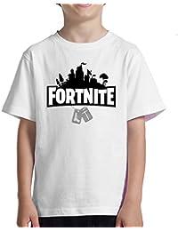 Acokaia Camiseta Fortnite Niño