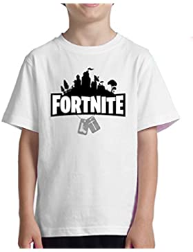 Acokaia Camiseta Fortnite Niño