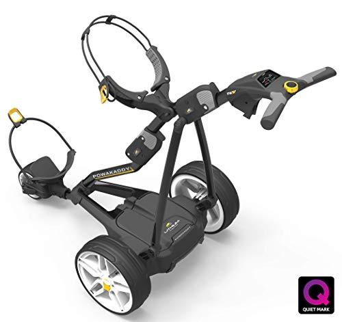 Powakaddy Fw3s Noir chariot de golf électrique + 18trous...