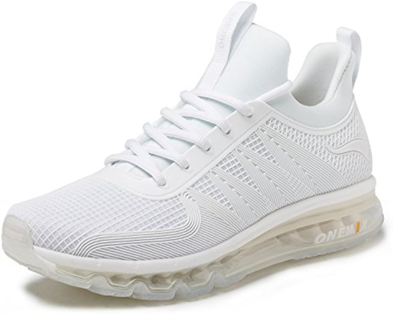 ONEMIX Hombre Zapatillas de Running Fitness Casual zapatilla de deporte