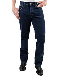 Wrangler Jeans Texas - blueblack, Größe:W36 L30
