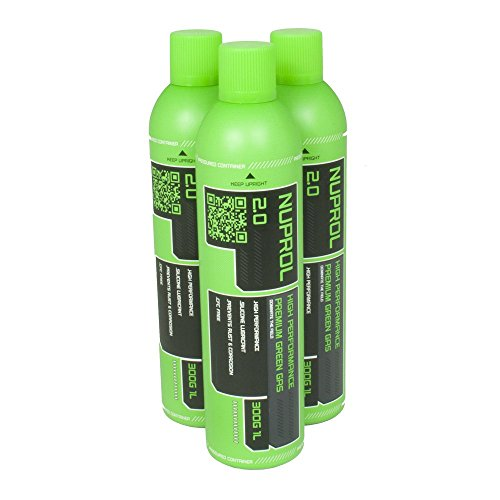WE NUPROL 2 0 PREMIUM GREEN GAS 300G BY WE