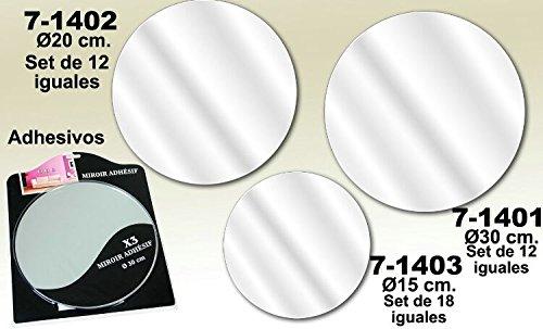 DonRegaloWeb-Set-de-18-espejos-de-cristal-adhesivo-con-forma-redonda