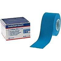 Leukotape classic Tapeverband blau 3,75cm x 10m, 1 Rolle preisvergleich bei billige-tabletten.eu