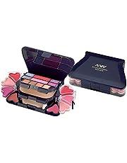 Nyn 8 Eyeshadow, 1 Powder Cake, 8 Lip Colour, 2 Blusher Make Up Kit