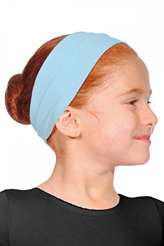 Roch Valley CHB Stirnband aus Baumwolle Hellblau Einheitsgröße