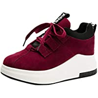 WWricotta Damen Sportschuhe Atmungsaktiv Turnschuhe Laufschuhe Schnürschuhe Freizeitschuhe Outdoor Sneaker Shoes... preisvergleich bei billige-tabletten.eu