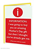 Mothers Day Amazing Gift Card Bild