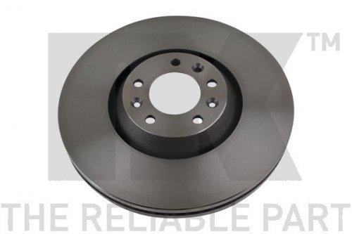 Preisvergleich Produktbild NK 203728 Bremsscheibe