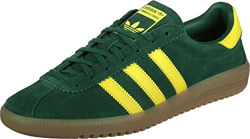 factory price 766c6 46f35 Adidas Bermuda, Zapatillas de Gimnasia para Hombre, Verde (Collegiate  Green Shock Yellow