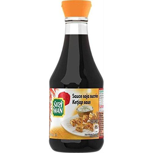 Suzi Wan sauce soja sucrée 300ml - ( Prix Unitaire ) - Envoi Rapide Et Soignée