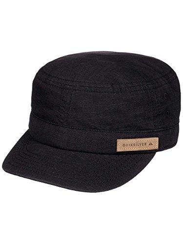 Quiksilver Herren Renegade Cap, Black, One Size