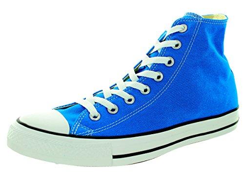 Converse Star, Sneaker a Collo Alto Unisex-Adulto Cyan Space